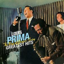 Louis Prima - Classic Billboard Hits KEELY SMITH SAM BUTERA THE WITNESSES OVP