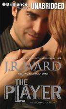 The Player by J. R. Ward (2013, CD, Unabridged)