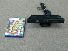 XBOX 360 Kinect Sensor Bar with Kinect Adventures! Game Preowned Model 1473