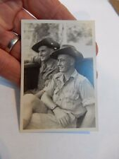 WW2 INDIAN ARMY FUN  PHOTOGRAPH  85 X 65 mm   s