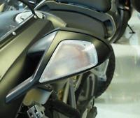 Lampeggiatori Bianchi Frontale Ducati 749 999 R S Segnali Trasparenti 749R 749S