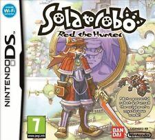 Solatorobo: Red The Hunter [Nintendo DS DSi, Region Free, Action RPG] NEW