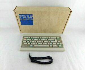 Vintage IBM PCjr Chicklet Keyboard & Cable