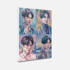 [Pre] SM TOWN EXO Suho 1st Mini Album [Self-Portrait] Official Postcard Book