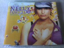 NELLY FURTADO - POWERLESS - UK CD SINGLE