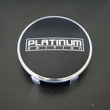 PLATINUM EDITION AIR BAG EMBLEM BADGE LEFT DRIVERS SIDE STEERING WHEEL HORN