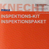 MAHLE / KNECHT Kraftstofffilter KL 158 Luftfilter LX 888 Ölfilter OC 323