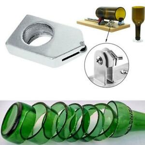 Glass Wine Beer Bottle Cutter Cutting Machine Art Crafts Recycle DIY Tool Kit