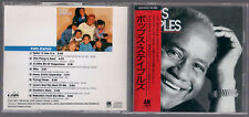 CD POPS STAPLES  S/T A&M D32Y3213 IAM RECORDS 1987 JAPAN WITH OBI