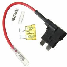 Big ACU Add A Circuit Piggy Back Pluggable Standard Blade Tap Fuse Holder US