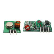 433Mhz RF Transmitter Receiver Wireless Module Super Regeneration Arduino ARMMCU