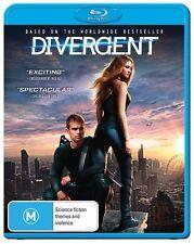 Divergent (Blu-ray, 2014)