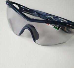 Rudy Project Tralyx Sunglasses - Blue Navy Matt - ImpactX 2 Black