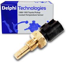 Delphi Coolant Temperature Sensor for 1989-1995 Toyota Pickup 2.4L 3.0L L4 ca