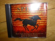 Bryan Adams SPIRIT STALLION OF THE CIMARRON Soundtrack cd great condition