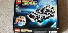 Lego Cuusoo The DeLorean time machine (21103)