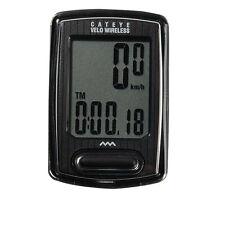 CATEYE Cycling Digital Computer Speedometer Bicycle Wireless Speedometer Black