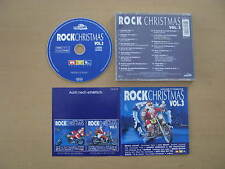 Rock Christmas Vol. 3 Bryan Adams Jackson 5 James Brown Extreme 17 Tracks CD