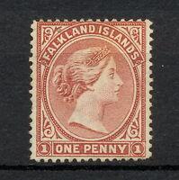 (NNAU 134) FALKLAND ISLANDS 1885 MNG MICH 5Ya HORIZONTAL WMK