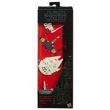 NEW Hasbro Star Wars The Force Awakens Micromachines - Black Series Multi-Pack