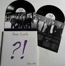 LP DEEP PURPLE Now What? (2LP) EDEL 0208578ERE STILL SEALED