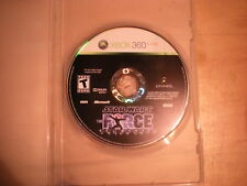 Star Wars the Force Unleashed (Xbox 360) Used!