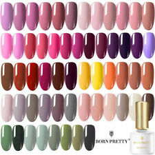 175 Colors UV Gel Nail Polish Soak off  Salon Base Top Coat Born Pretty