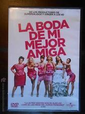 DVD LA BODA DE MI MEJOR AMIGA (5Ñ)