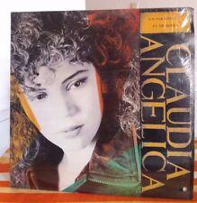 CLAUDIA ANGELICA UN PARAISO EN EL DESIERTO MEXICAN LP CUT OUT LATIN POP