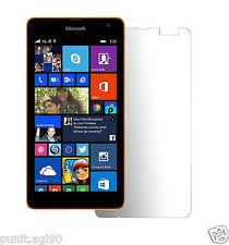 Bundle Combo of 2 Microsoft Lumia 535 Clear Screen Scratch Guard Protector