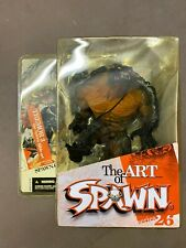 McFarlane Tremor 3 The Spawn Bible Art The Art Of Spawn Series 26 Nib!