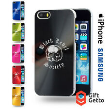 Black Label Society Band Engraved CD Phone Cover Case - iPhone & Samsung Models