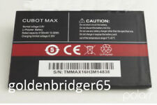 New for CUBOT MAX Battery 4100mAh