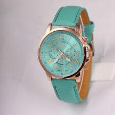 Ladies Fashion Geneva Platinum Range Rose Gold Quartz Wrist Watch(Aussie Seller)