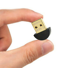 Mini USB 2.0 Bluetooth V4.0 Dongle Wireless Adapter For PC Laptop 3Mbps Speed M