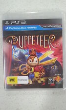 Puppeteer (Sony PlayStation 3, 2013) PS3 Brand New & Sealed