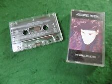 Cassette: ASSOCIATES Popera singles collection NEW WAVE