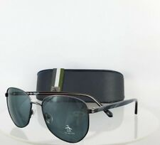 Brand New Authentic Penguin Sunglasses The Wood Kiss 55mm Black Frame