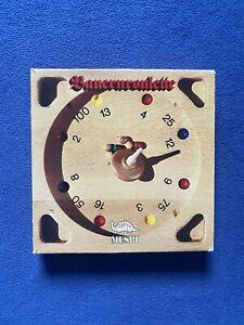 Spiel: Bauernroulette / Tiroler Roulette, aus Holz