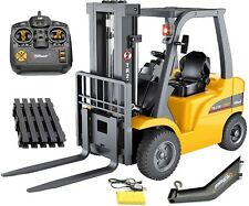 JUMBO Remote control forklift, 8 Channel Professional RC Forklift :10 Scale