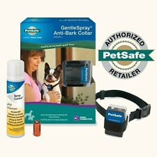 PetSafe Gentle Spray Citronella Anti-Bark Collar w/ On-Off Switch SNS-BK-C