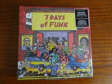 "7 Days Of Funk Limited Edition Stones Throw 8x7"" Box Set - Snoop Dogg + Dam Funk"
