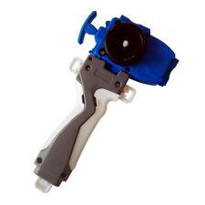 Blue Beyblade Burst B-11 Blue String Launcher / Beylauncher w/ GRIP Set yz