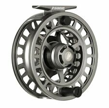 Sage Spectrum Max 5/6 Fly Reel - Color Silver - NEW - FREE FLY LINE
