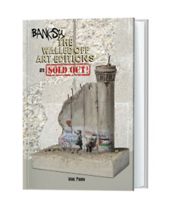 Banksy Walled Off Hotel .The Walled Off Art Editions are SOLD OUT