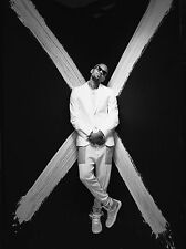 CHRIS BROWN POSTER 6 - A3 SIZE 297x420mm - FAST SHIPPING FROM UK