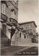 CREMA - VIA DANTE ALIGHIERI (CREMONA) 1956