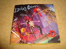 LIVING COLOUR -  Love Rears Its Ugly Head  (3'' Maxi-CD)  3 INCH Mini-CD