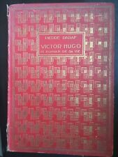 Pierre Paraf: Victor Hugo le roman de sa vie/ Gedalge