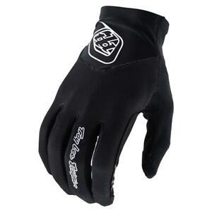 Troy Lee Designs Mens Adult Ace 2.0 Glove Black MTB/BMX/Bike/Mountain 42150300*